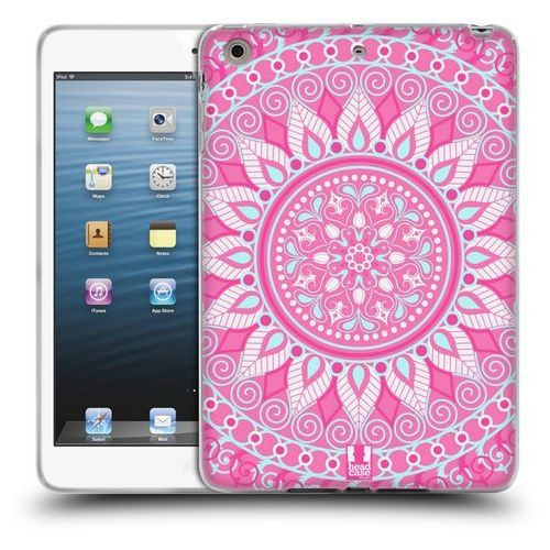 Head case Etui silikonowe na tablet - mandala pink parade