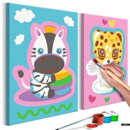 Bimago Selsey zestaw do malowania derdune (5903025188218)