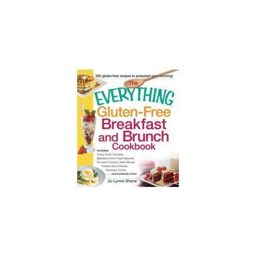 Everything Gluten-Free Breakfast and Brunch Cookbook (9781440580086)
