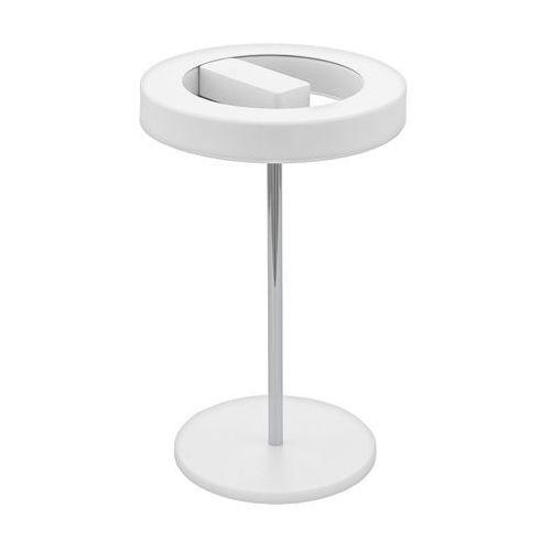 Eglo Lampa stołowa alvendre-s 95906 lampka 1x12w led chrom / biały (9002759959067)