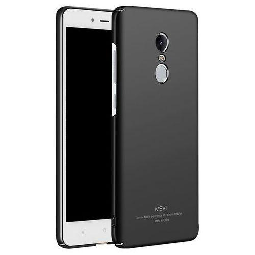 Etui MSVII do Xiaomi Redmi Note 4 Black
