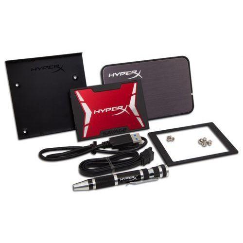 Hyperx savage 480gb upgrade bundle marki Kingston