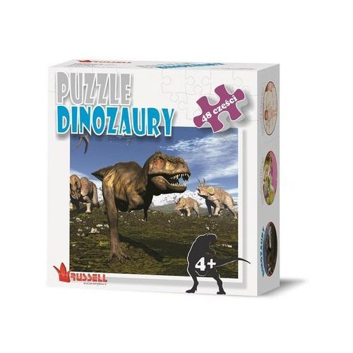 Russell Puzzle 48 - dinozaury russel (5018997131046)