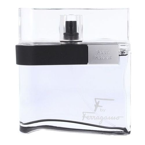 Salvatore Ferragamo F By Ferragamo Black Men 100ml EdT