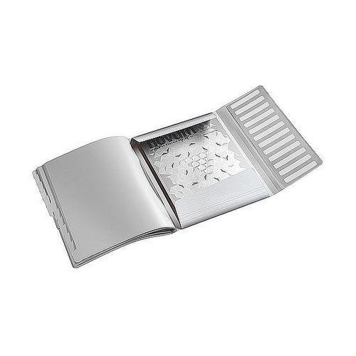 Teczka segregująca style 12 przegródek 200 kartek arktyczna biel 39960004 marki Leitz