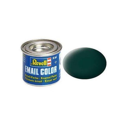 Revell REVELL Email Color 40 Bl ack-Green Mat, 1_527298