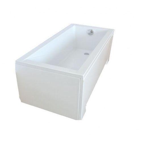 Besco obudowa do wanny 140 cm biała oap-140-uni (5908239689889)