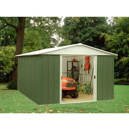 Yardmaster Domek ogrodowy blaszany emerald deluxe 2020 x 1370. Najniższe ceny, najlepsze promocje w sklepach, opinie.