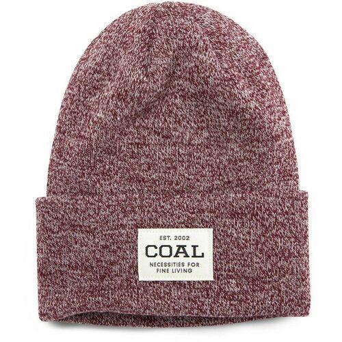 czapka zimowa COAL - The Uniform Dark Burgundy Marl (20) rozmiar: OS