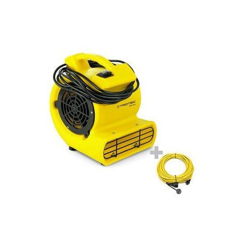 Trotec Turbowentylator tfv 10 s + przedłużacz profi 20 m / 230 v / 2,5 mm²