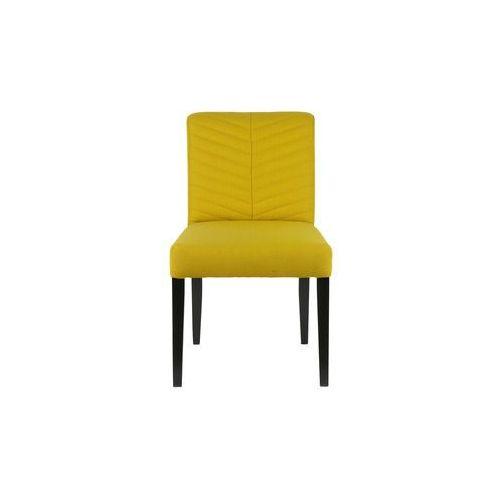 krzesło do jadalni keet polyester 340955-g marki Woood