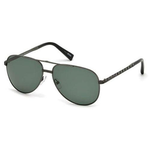 Okulary Słoneczne Ermenegildo Zegna EZ0027 Polarized 09R