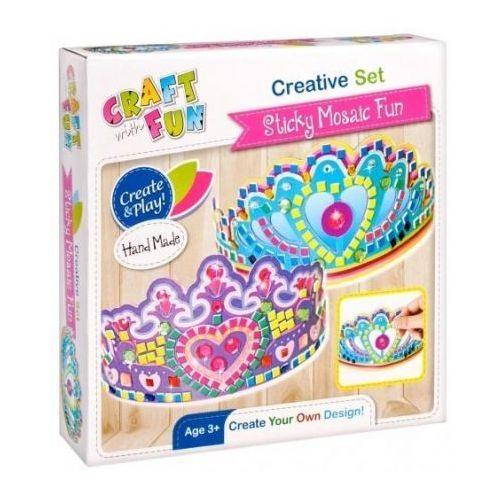 Zestaw kreatywny korona do zdobienia marki Craft with fun