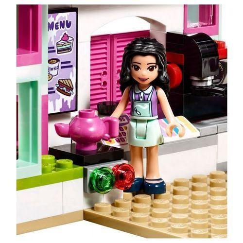 Lego Klocki friends artystyczna kawiarnia emmy