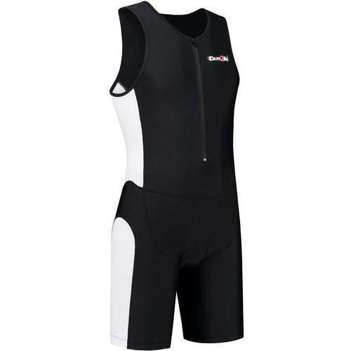 Dare2Tri Frontzip Trisuit Mężczyźni czarny L 2018 Pianki do pływania