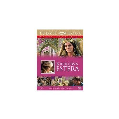 Królowa estera + film dvd - królowa estera + film dvd marki Praca zbiorowa
