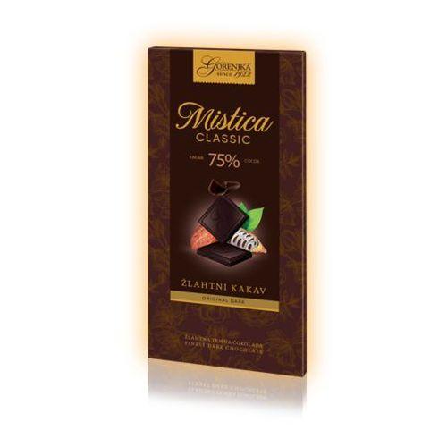 MISTICA CLASSIC czekolada gorzka 75% kakao