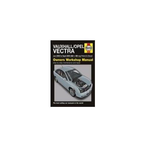 Vauxhall Opel Vectra Petrol & Diesel Service and Repair Manual