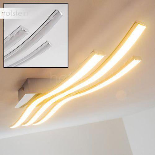 Eglo Roncade Lampa sufitowa LED Chrom, 3-punktowe - Nowoczesny - Obszar wewnętrzny - Cartago - Czas dostawy: od 3-6 dni roboczych (4058383001639)
