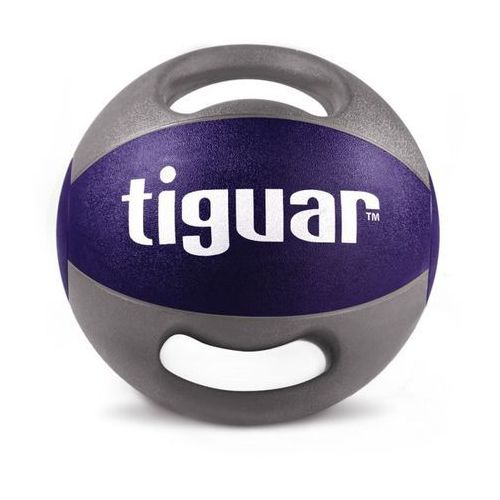 Tiguar piłka lekarska z uchwytami 10 kg - 10 kg
