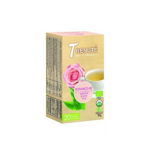 T'renute (herbaty) Herbata zielona różana romance me bio 30 g (1,5 g x 20 szt.) - t'renute (4792038700224)