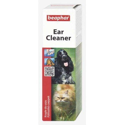 Beaphar ear cleaner - krople do pielęgnacji uszu 50ml (8711231126095)