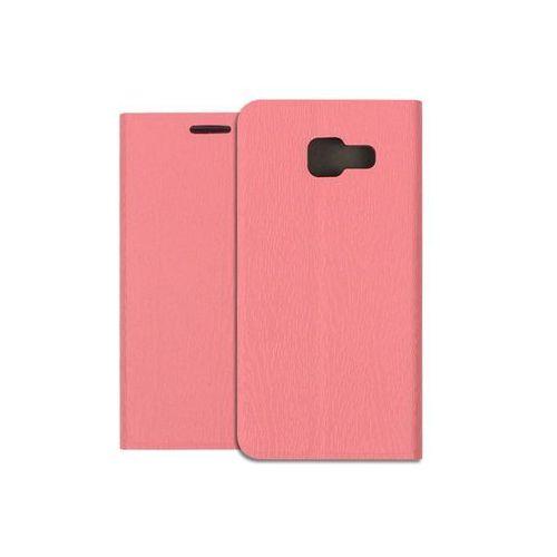 Etuo flex book Samsung galaxy a3 (2016) - pokrowiec na telefon - różowy