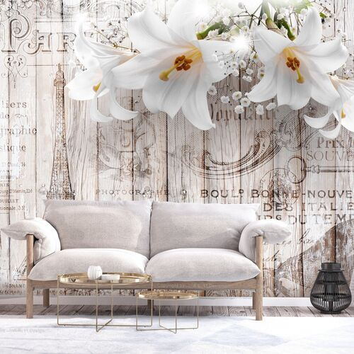 Fototapeta - Paryskie lilie