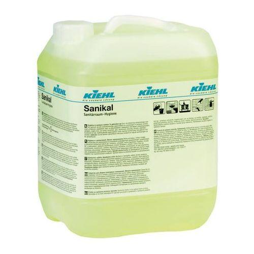 sanikal 10l higiena w sanitariatach marki Kiehl