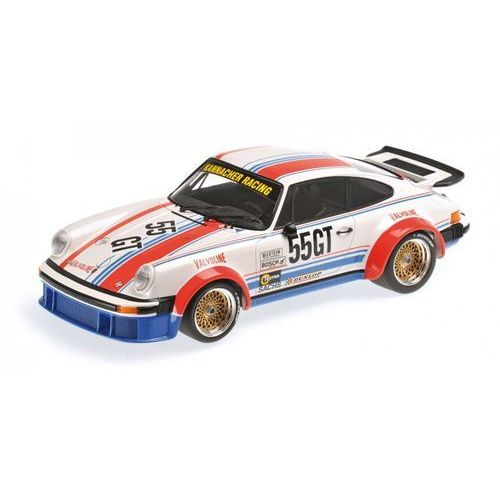 Minichamps Porsche 934 valvoline #55gt eberhard sindel adac 300km egt 1976 - darmowa dostawa!