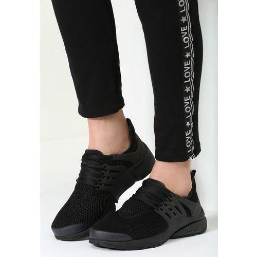 Other Czarne buty sportowe wafture