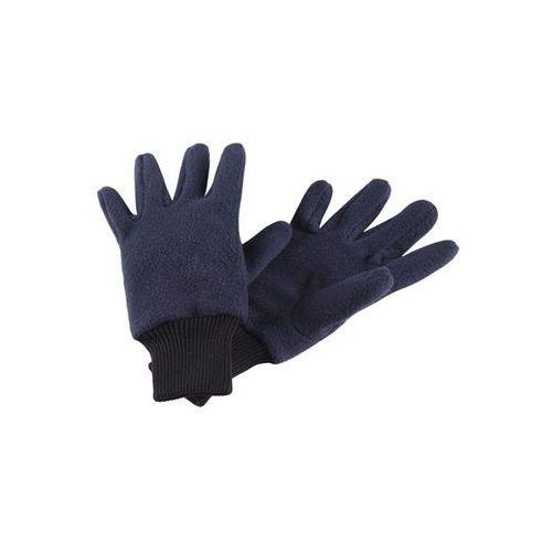Rękawiczki pięciopalczaste Reima Osk granatowe - granatowy