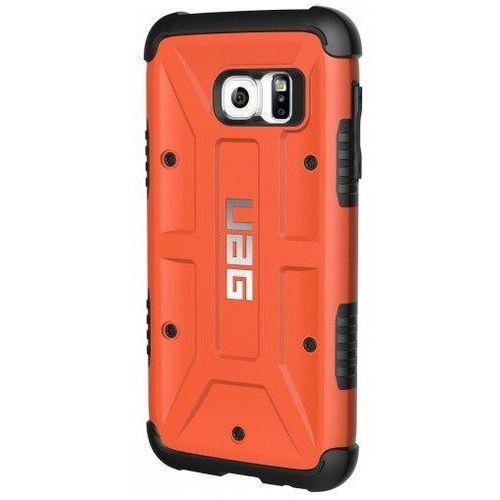 Urban Armor Gear | Pancerne etui dla Samsung Galaxy S7 | Orange - Orange