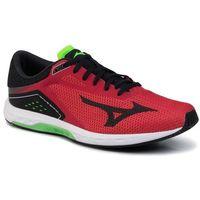 Buty MIZUNO - Wave Sonic J1GC173413 Czerwony, kolor czerwony