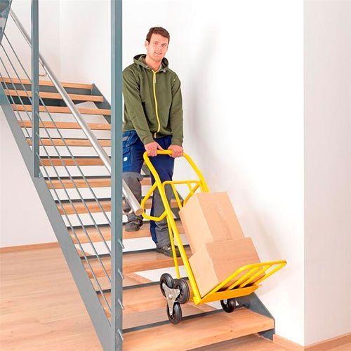 Aj produkty Wózek schodowy, 200 kg