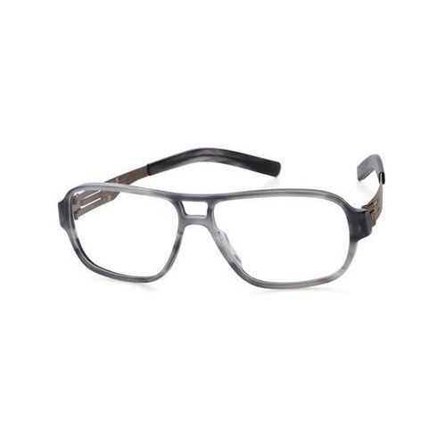 Okulary korekcyjne  a0636 lars g. smokey-matt marki Ic! berlin