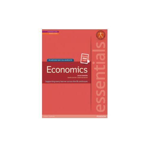 Pearson Baccalaureate Essentials: Economics Print + eBook Bundle, oprawa miękka
