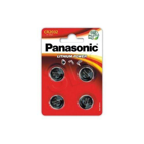 Panasonic cr2032el/4b (4 szt.) - produkt w magazynie - szybka wysyłka! (5410853058663)