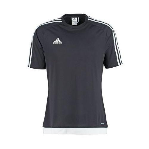 adidas Performance ESTRO Koszulka sportowa schwarz/weiß