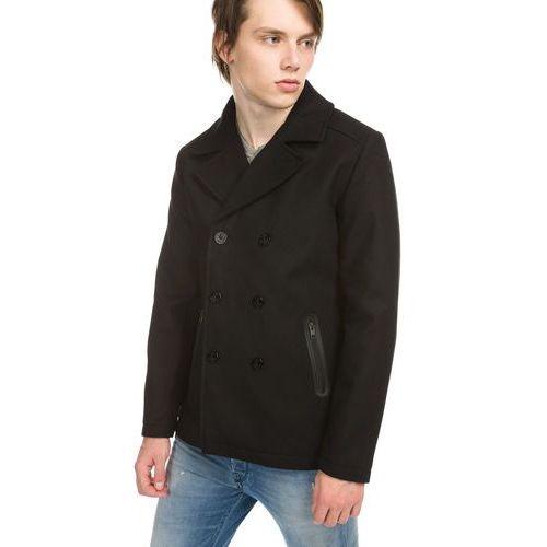 Jack & Jones Tokyo Płaszcz Czarny XXL, 1 rozmiar