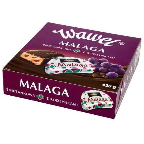 430g malaga czekoladki   darmowa dostawa od 150 zł! od producenta Wawel