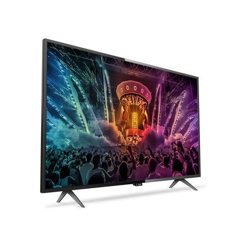TV LED Philips 55PUS6101 - BEZPŁATNY ODBIÓR: WROCŁAW!