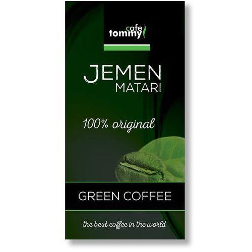 Zielona kawa Jemen Matari z kategorii Kawa
