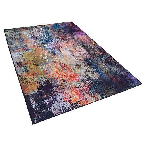 Dywan kolorowy 160 x 230 cm krótkowłosy MARDIN (4260624113289)