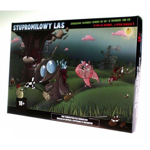 OKAZJA - Games Stupromilowy las - gra imprezowa