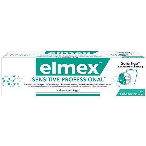 Pasta do zębów wrażliwych Elmex Sensitive 75 ml, 100778