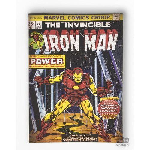 Obraz marvel - the invincible iron man 70-285 marki Graham&brown