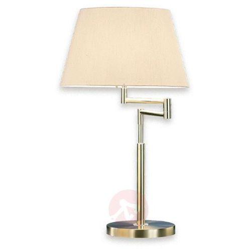 Knapstein lampa stołowa Mosiądz, 2-punktowe - Klasyczny - Obszar wewnętrzny - Knapstein - Czas dostawy: od 2-3 tygodni