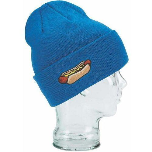 czapka zimowa COAL - The Crave Royal Blue (Hot Dog) (12) rozmiar: OS, kolor niebieski