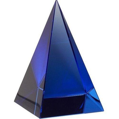 Przycisk do papieru hübsch stożek niebieski